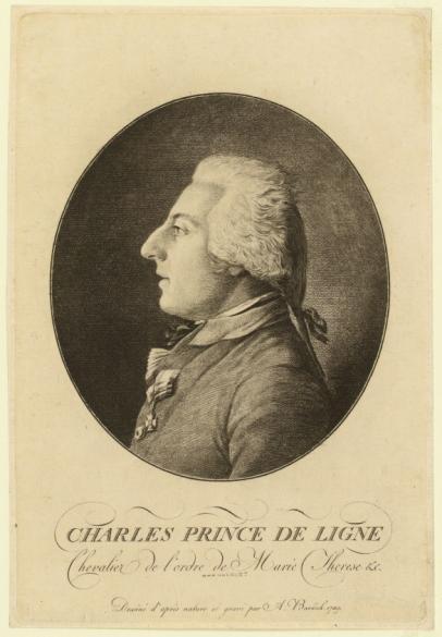 CHARLES PRINCE DE LIGNE. | Paris Musées
