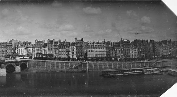 panorama le pont neuf le louvre et le quai de la m gisserie 1er arrondissement paris. Black Bedroom Furniture Sets. Home Design Ideas