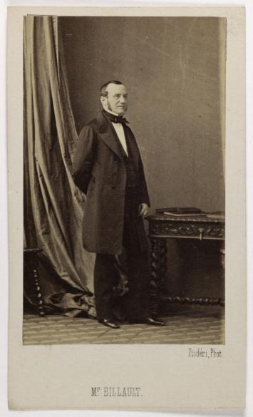 Carte De Visite Recto Photographie DAndr Adolphe Eugne Disdri 1819 1889 Tirage Sur Papier Albumin 1805 1863 Paris Muse Carnavalet