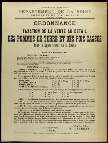 Republique francaise liberte egalite fraternite - Prefecture de police de paris bureau des associations ...