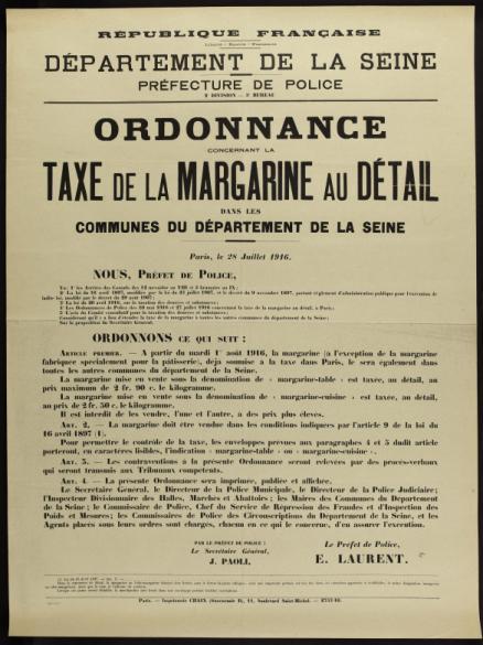 Republique francaise libert egalit fraternit - Prefecture de police de paris bureau des associations ...
