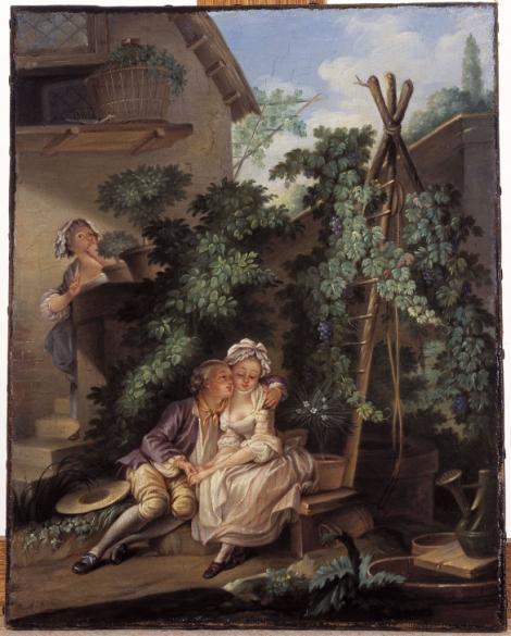 Le jardinier galant paris mus es for Le jardinier