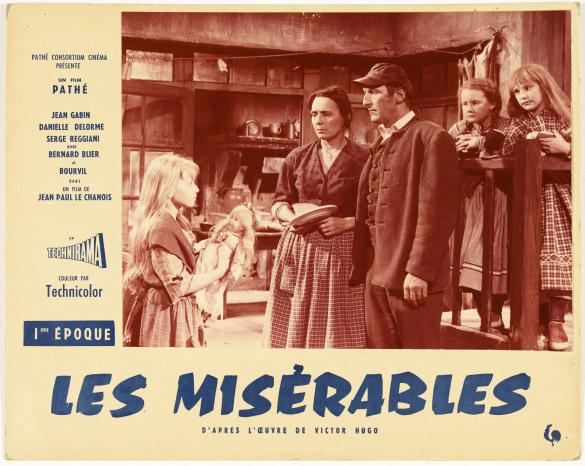Cosette avec sa poupée chez les Thénardier | Paris Musées