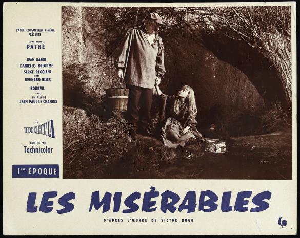Jean Valjean, Cosette et son seau | Paris Musées