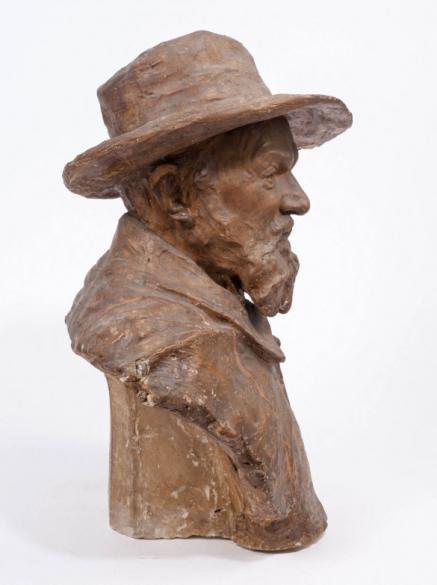 Buste d'Armand Guillaumin   Paris Musées