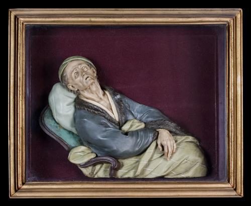 le vieil homme mourant