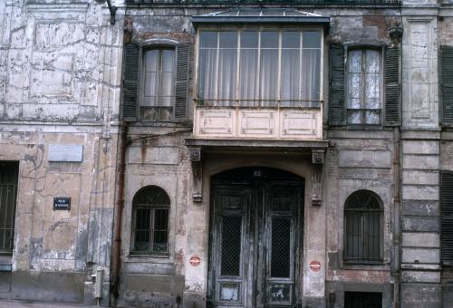 L 39 ancienne maison bartholdi rue d 39 assas 6 me for Ancienne maison close paris