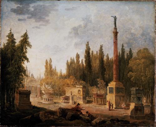Le jardin du mus e des monuments fran ais ancien couvent for Expo jardin paris