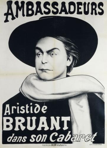 collection de remise dernières tendances limpide en vue AMBASSADEURS/ Aristide/ BRUANT/ dans son Cabaret | Paris Musées