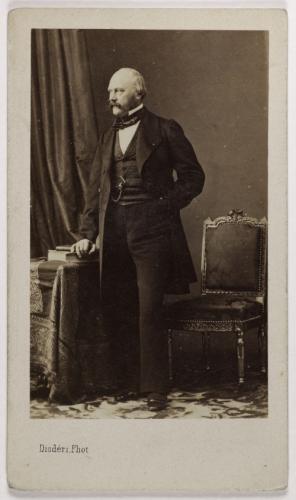 Portrait De Symphorien Casimir Joseph Edouard Boittelle Ou Boitelle