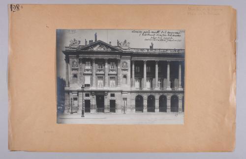 Place De La Concorde Ancien Garde Meuble De La Couronne
