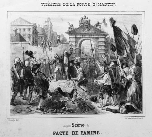 Th tre de la porte saint martin derni re sc ne du pacte - Theatre de la porte saint martin 75010 paris ...