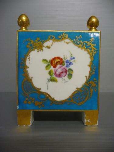 à bleu Musées fond à célesteParis fleur carrée Caisse e2WEHIYD9